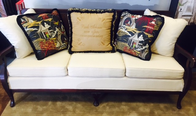 ... Interior Design And Upholstery Experts In Augusta GA. 2157 Central Ave.